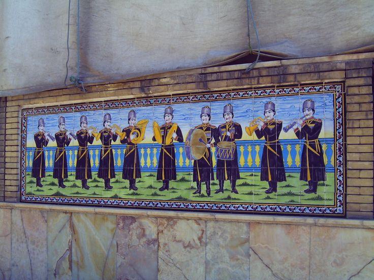 Golestan Palace, Iran