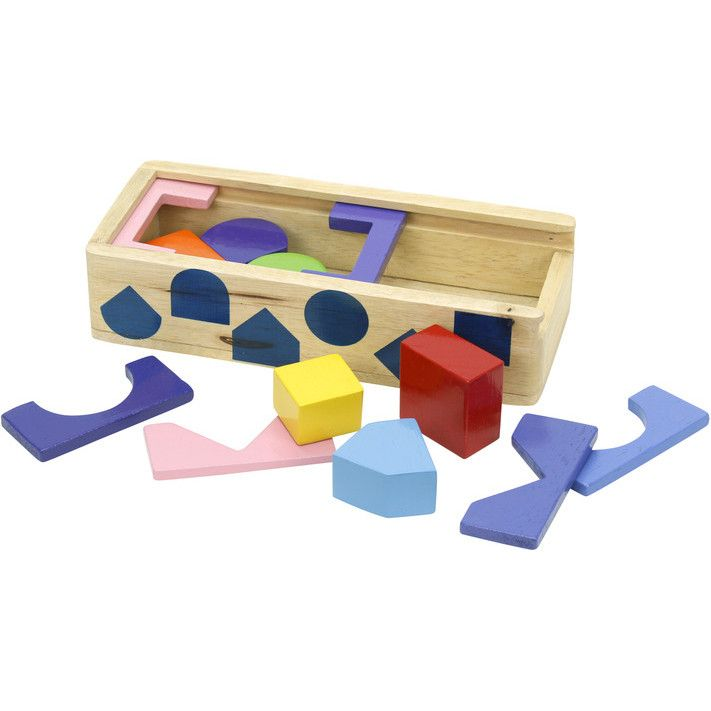 Keep little ones busy with this shape sorting box from Sri Lanka. It helps with dexterity and pattern recognition. With employment and fair wages with Golden Palm International, most workers have been able to move to brick homes with galvanized steel roofs and leave their flimsy homes with thatched roofs. This toy has a big impact.