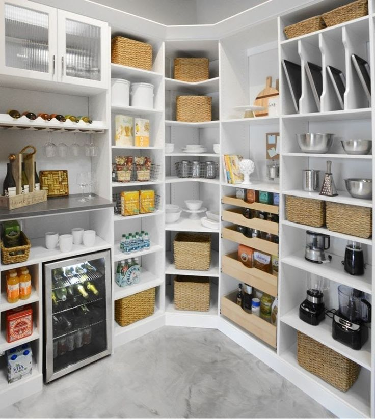 pin on pantry organization and inspo on kitchen organization no pantry id=26276