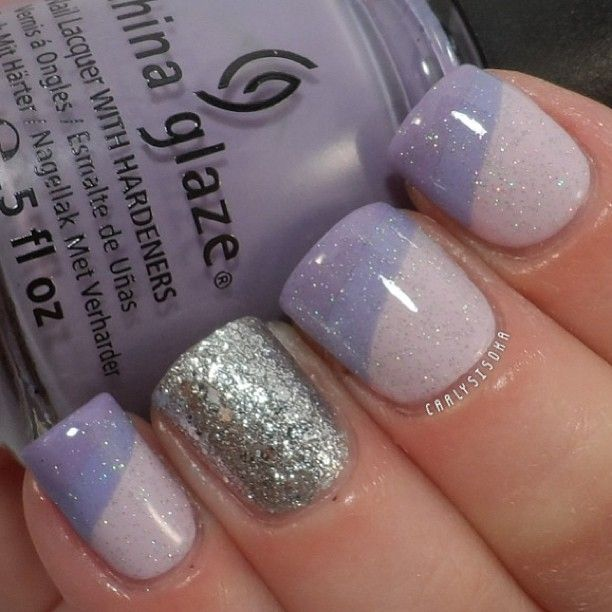 OPI- Crown Me Already & You're Such A Budapest, Essie- Go Ginza, and Chinglaze- Tart-y For the Party & Fairy Dust - @,carlysisoka