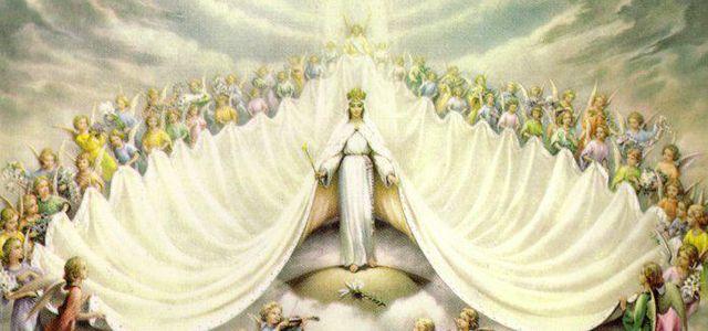 2 Minute Apologetics: Mary, Queen of Heaven: Idolatry?