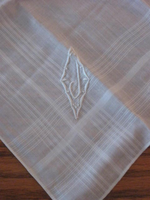 Our mens handkerchiefs are perfect for the groom, father of the bride, father of the groom and groomsmen. Mens Monogrammed & Personalized Handkerchiefs. Personalized Mens Handkerchiefs On Demand; Irish Linen Mens Handkerchief. $ Mens Monogrammed Wedding Hankie w/ 1 Initial - Font R. $