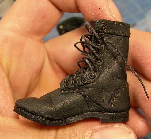 Пользовательские 1/6 обувь - OSW: Один Шестой Воин Форум