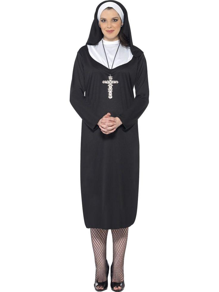 Déguisement bonne soeur femme : Deguise-toi, achat de Déguisements adultes