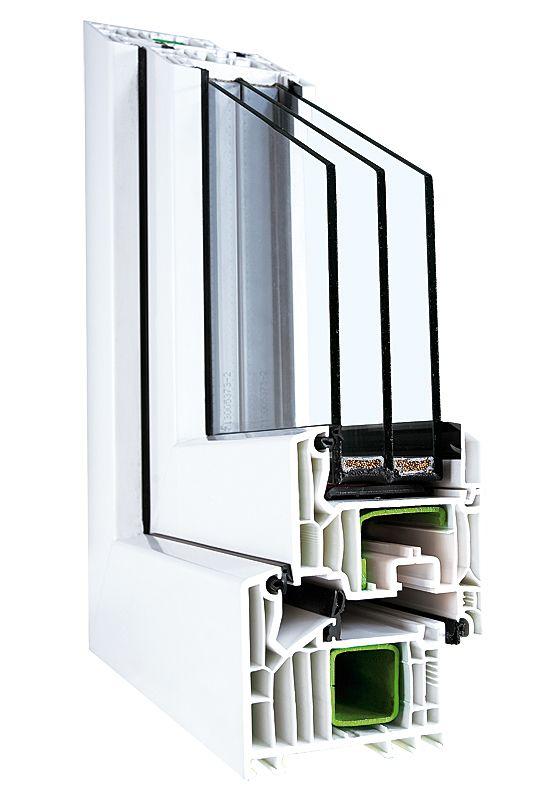 ABM - Jędraszek: Okna i Drzwi PCV i ALU - SOFTLINE 82