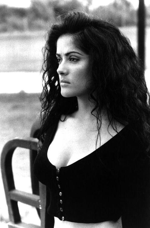 Salma Hayek - heavy–metal–lions: Beauty.