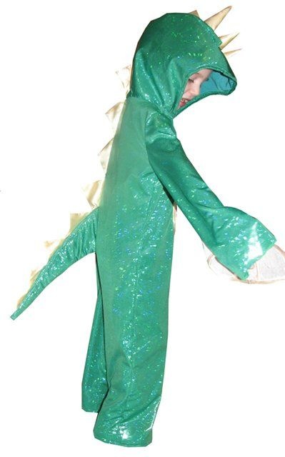 Как сшить карнавальный костюм Дракона
