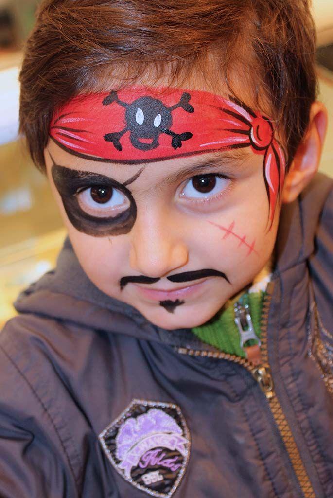 die besten 25 kinderschminken pirat ideen auf pinterest. Black Bedroom Furniture Sets. Home Design Ideas