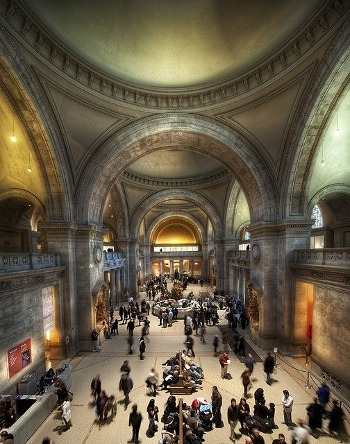 """Metropolitan Museum of Art (USA). 'Known as """"The Met,"""" this museum of encyclopedic proportions has over two million objects in its permanent collections, many of which are displayed in the 17 acres' worth of galleries.' http://www.lonelyplanet.com/usa/new-york-city/sights/gallery/metropolitan-museum-art"""