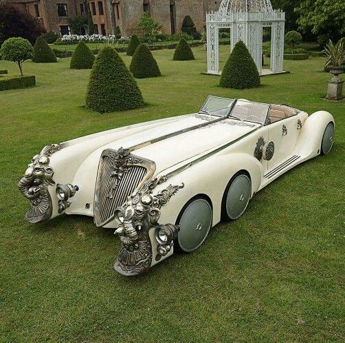 If you could finish your perfect wedding day in this beauty, would you?! I SURE WOULD!!!