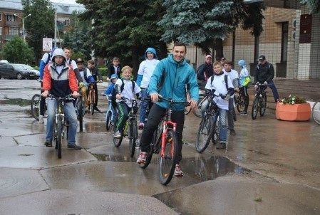 В Домодедово прошел велопробег