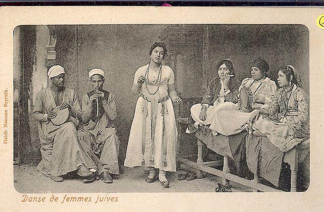 Beiruti Jews [1910s]