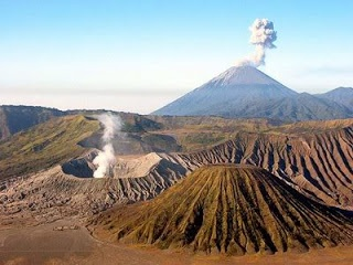 Mount Bromo, East Java Indonesia