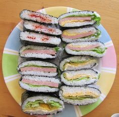 おにぎりより簡単!アイデアご飯サンド by 唯衣ママ [クックパッド] 簡単おいしいみんなのレシピが206万品