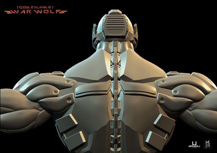 ArtStation - Sci-Fi Art, Artnroll Studio
