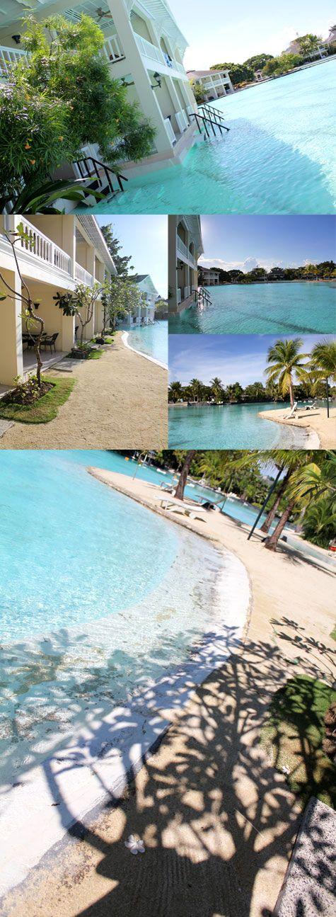 Plantation Bay Cebu Philippines I would