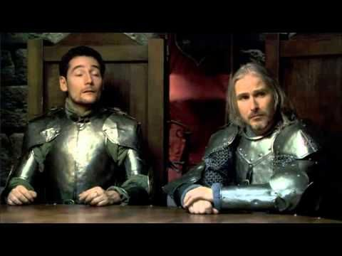 Kaamelott: best of Perceval, the Welsh = Perceval le Gallois  (the Knights of the round table French parody) (YouTube)