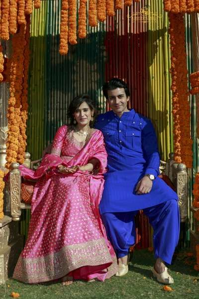 Celebrity Wedding Goals: Gautam Rode and Pankhuri Awasthy's Beautiful Wedding Image: 17