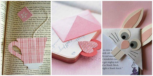 Nell'era degli e-reader e delle biblioteche digitali, i segnalibri fai da te sono degli oggetti semplici ma utilissimi per i nostalgici del libro. Saranno il regalo perfetto per i vostri amici e familiari amanti della lettura. Vi proponiamo 7 idee per tutti i gusti: dai più classici ai più originali!