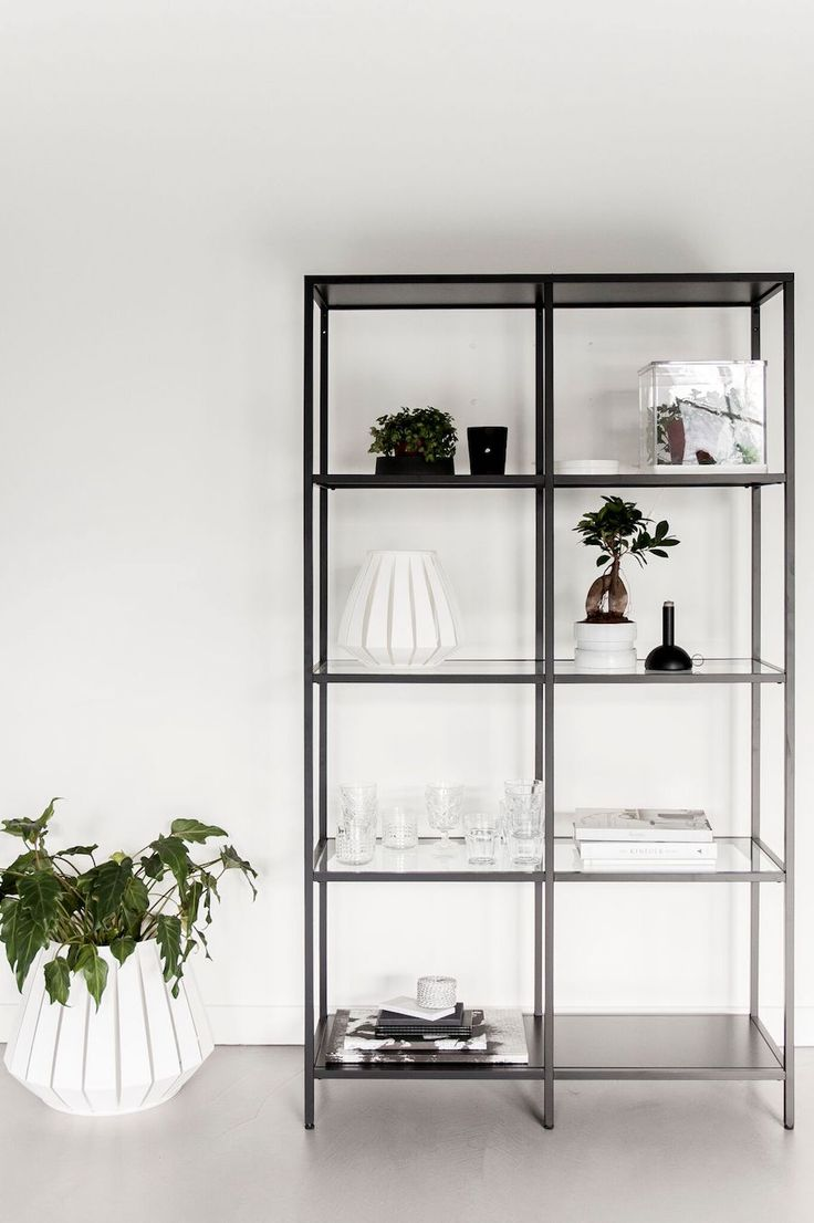1000 ideas about ikea wall shelves on pinterest corner. Black Bedroom Furniture Sets. Home Design Ideas