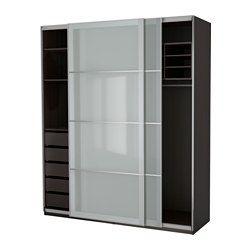 IKEA - PAX, Armoire-penderie, 200x66x201 cm, -, , Garantie 10 ans gratuite. Détails des conditions disponibles en magasin ou sur internet.Vous pouvez facilement adapter cette combinaison standard PAX/KOMPLEMENT à vos besoins et selon votre goût à l'aide de l'outil de planification PAX.Les portes coulissantes nécessitent moins d'espace à l'ouverture, laissant plus de place pour le reste du mobilier.Pour organiser l'intérieur de vos rangements vous pouvez utiliser les…