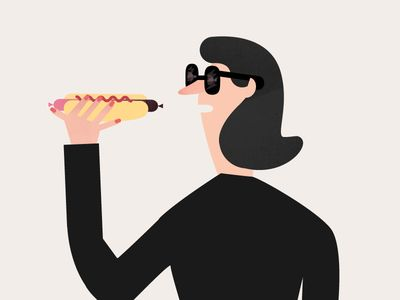 Hot Dog - Maya Stepien