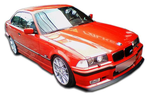 1992-1998 BMW M3 E36 Duraflex AC-S Front Lip Under Spoiler Air Dam - 1 Piece