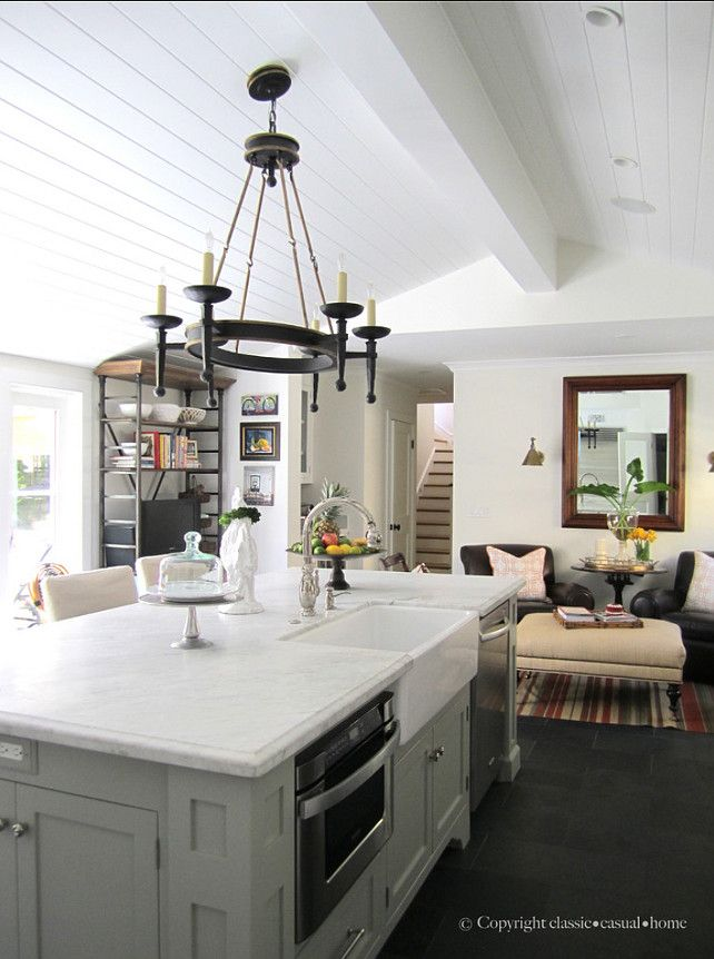 Gray paint colors, Gray paint and Gray kitchens on Pinterest