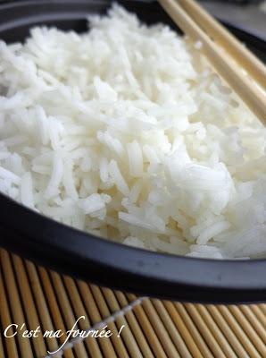 Comment obtenir un riz blanc parfait (C'est ma fournée)