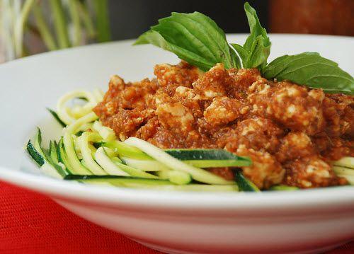 Paleo Spaghetti #paleo