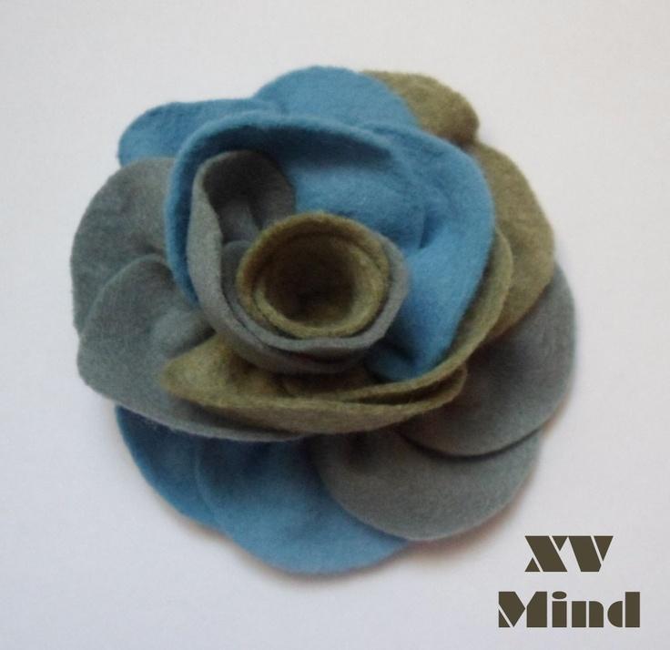 "XV Mind: Spilla ""Neve"""