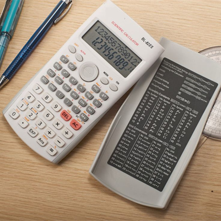 FXSUM Student Scientific Calculator School Stationery 82ms Calculadora Cientifica Colorful Digital Hesap Makinesi Exam Tool