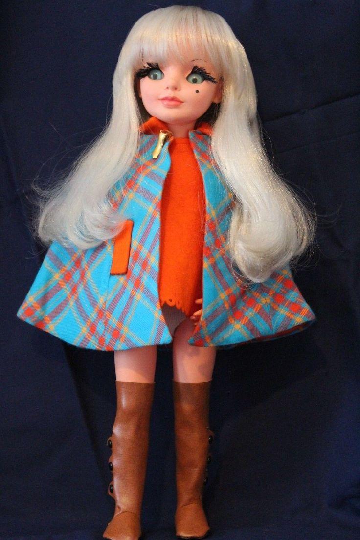Furga Alta Moda GIGOLO mod. 8789 outfit - complete with cape, boots and dress | eBay