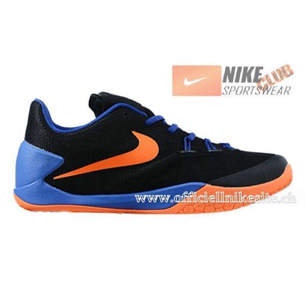 Nike HyperChase Premium (James Harden) - Chaussures Nike Pas Cher Pour Homme Noir/Bleu-Boutique de Chaussure Nike France,Livraison Gratuite!Nike Air Max pas cher,Homme & Femme en Linge. 92,99�