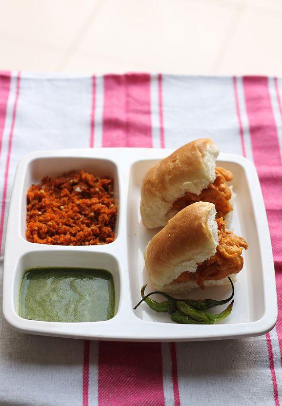 Kanda Bhaji or Kanda Bhajji are famous Mumbai Street Food. Kanda Bhaji are onion fritters or onion pakoras sandwiched in the Indian bread (p...