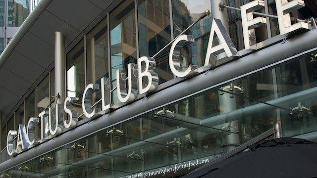 Cactus Club, Vancouver | LA Travel Magazine