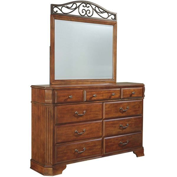 AFW has an amazing selection from Ashley Furniture including the Wyatt 9 Drawer Dresser in stock or quick ship! Shop this and other items by Ashley Furniture and save!