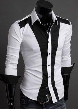 Men's Tux Shirt | Deal Man