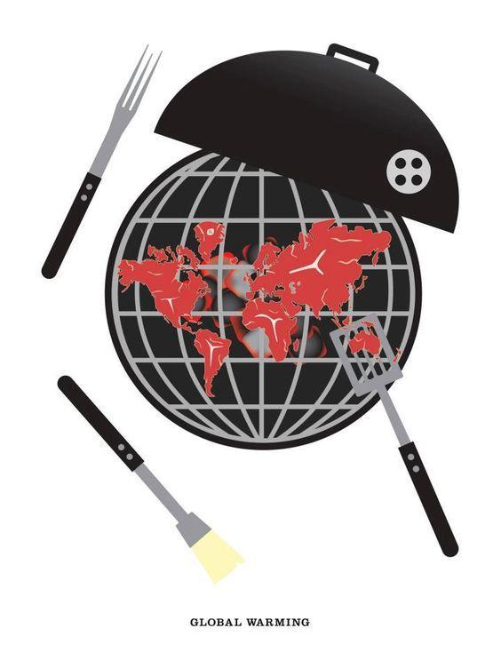 ilustraciones calentamiento global 02