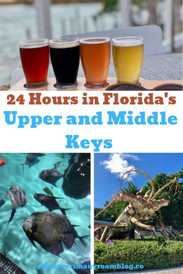 24 Hours In Marathon Islamorada Duck Key And Key Largo Florida Florida Duck Key Usa Travel Destinations