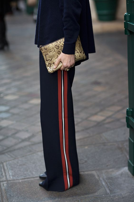 The Best Side-Stripe Pants