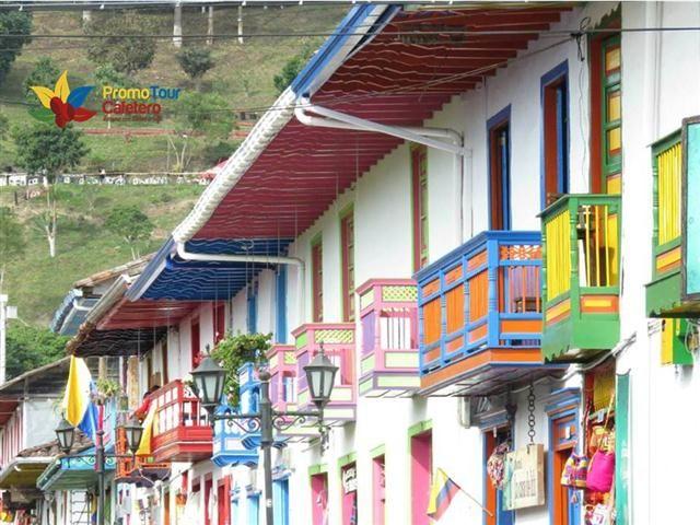 Municipio de Salento, visita que no puedes perder cuando vengas al Eje Cafetero. http://turismopromotourcafetero.com