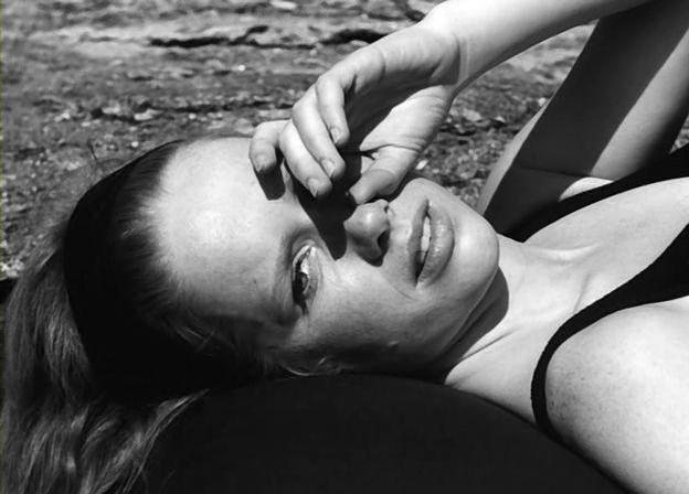 """""""Persona"""" - Ingmar Bergman (1966)."""