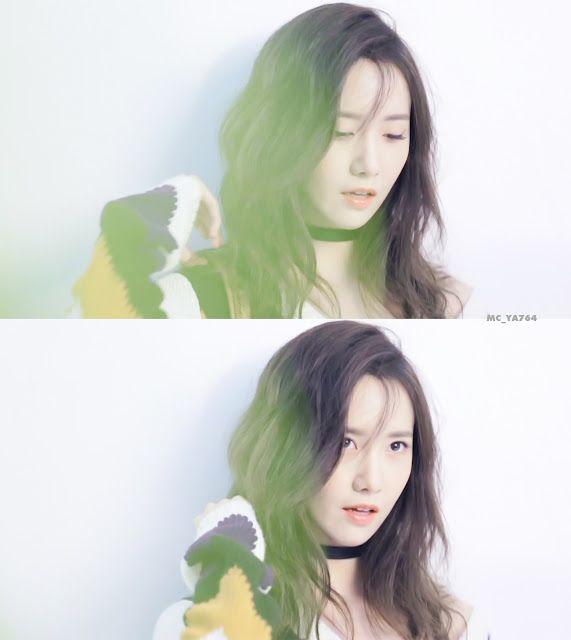 soshi-mylovejeti.blogspot.com: [CAPS] YoonA @ Innisfree + 1st Look + GRAZIA
