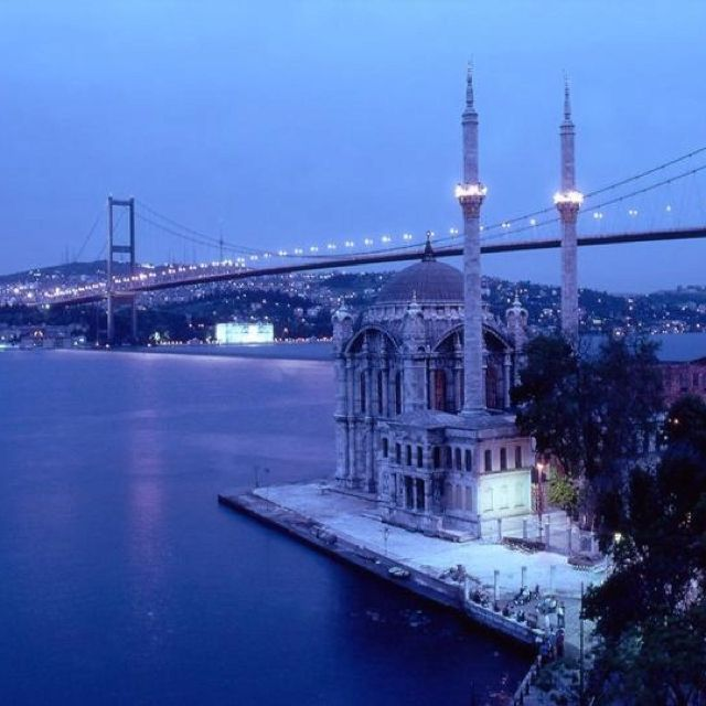 Ortakoy Mosque, Istanbul.