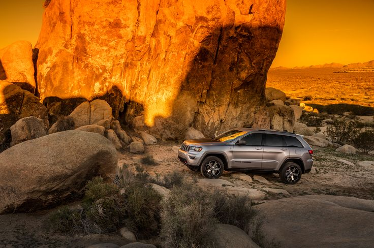 Jeep Grand Cherokee Trailhawk Review First Drive