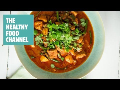Quick South East Asian Chicken Curry | Nadia Lim