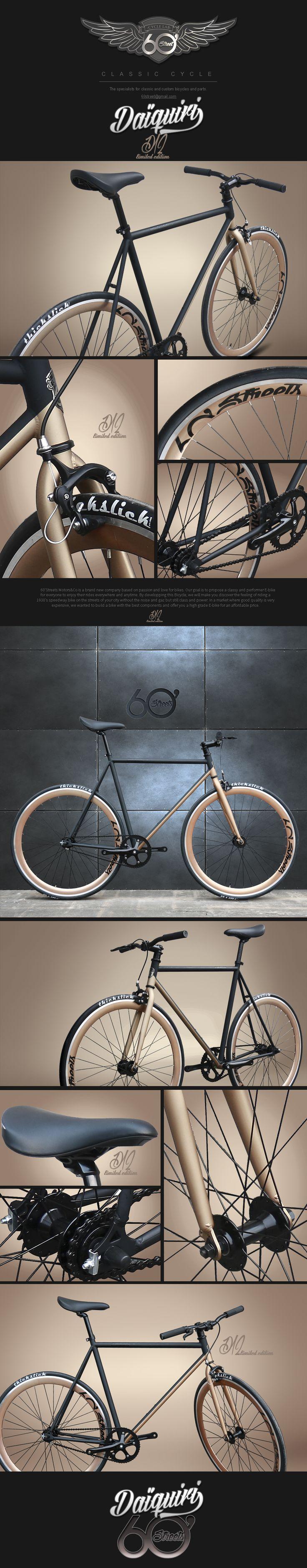 Daiquiri D12 LE - 60 Street Cycles