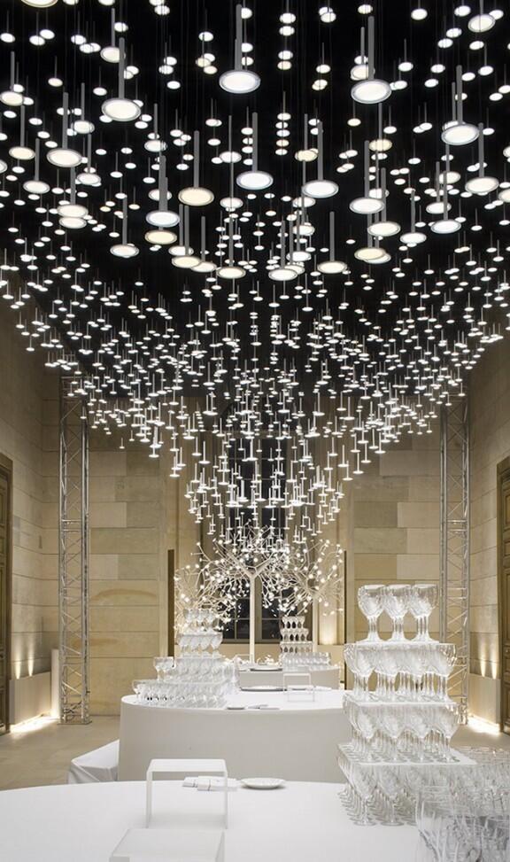 GLAM  Suspension Lighting Ideas - decor inspirations // Unique lamps