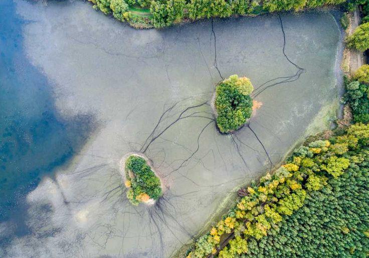 Piękna Polska na zdjęciach z drona. Tymi pracami zachwycają się Polacy i…